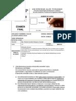 Examen Final Andrea Hilda Guillen Alvarado 2009227149