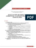 Articulo Evaluacion Ambiental Concentracion Agraria