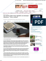 20140826 Un Músico Deja Como Epitafio Un Mensaje a Montoro_ 'Ven y Cobras' - Castilla y León - Diario de León