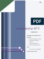 Informe Hidraulica 3 - Vertederos -Final