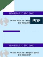 109 Seminario Iso Partes 2 e 3