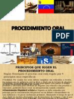 Laminas de Procedimiento Oral
