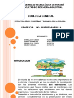 Charla de Ecologia