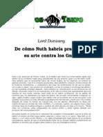 DE CÓMO NUTH HABRÍA PRACTICADO SU ARTE CONTRA LOS GNOLOS.doc