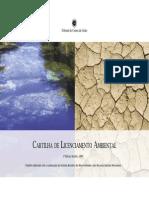 catilha licenciamento ambiental