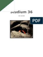 Revista Studium 36