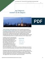 fracking outpacesscience   d environmental studies