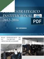 Plan Estrategico de La Facultad[1][1]