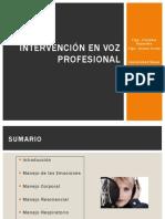 Voz Profesional