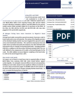 CardinalStone Research - Fixed Income Weekly Review - 22082014