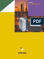 Micro GC Varian 4900_Brochure