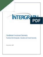 Functional Geometry