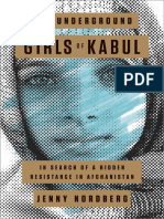 Underground Girls of Kabul by Jenny Nordberg - Excerpt