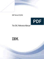 Dxl Reference Manual