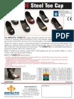 Ficha Técnica de Calzado Para Visitantes