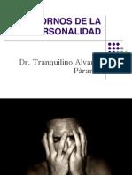 PERSONALIDAD TRANSTORNO