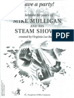 Mike Mulligan and His Steam Shovel Party Kit