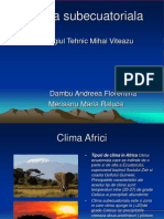 Clima subecuatoriala (1)