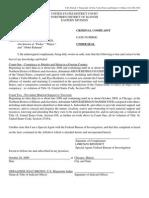 Abdur Rehman Hashim Syed Criminal Complaint 200912