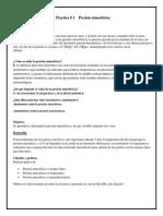 Practicas de Termo de Gases - FIME UANL