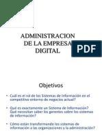 Arquitectura de La Información en La Organización
