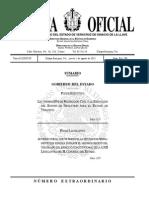 Ley 856 de Proteccion Civil y Reduccion Riesgo de Desastres VERACRUZ