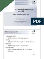 Trimodal Programing
