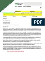 NTP 502 Trabajo a Turnos Criterios Para Su Análisis