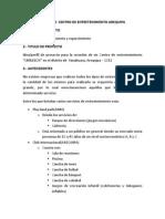Proyecto AQP