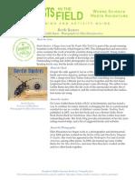 Beetle Busters Educator's Guide