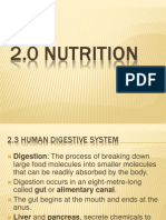 2.0 Nutrition