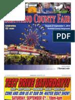 2014 Shawano County Fair