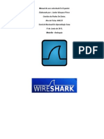 Manual de Uso Wireshark en Español