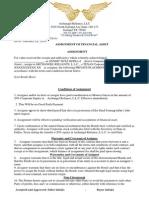 Ven bond Assignment document