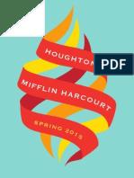 HMH Spring 2015 General Interest Catalog