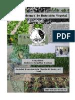Nutricion Vegetal 2009
