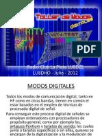 2012 Digitales HF PSK31