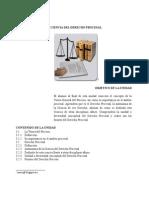 Unidad 3 La Ciencia Del Derecho Procesal Final