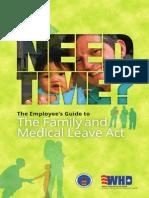 Employee Guide to FMLA