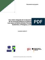 (2012) Letelier (CEPAL) - Una Visión Integrada de La Descentralización de Los Servicios Básicos en América Latina (Bolivia, Guatemala, Paraguay y Perú)