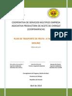 Plan de Trasporte de Fruta a Fabrica o Molino (2)
