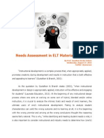 Needs Assessment in ELT Materials Design.pdf