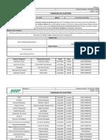F-CAL-13 Formato de Itinerario de Auditoría..27