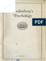Brief Readings SWEDENBORG's PSYCHOLOGY Howard Davis Spoerl Swedenborg Foundation 1937