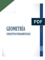 Geometría-conceptos