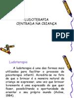 Ludoterapia Centrada Na Crianca
