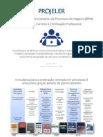 Projelerwebinar Formação, Carreira e Certificação