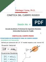 Cinetica Cr IV Est