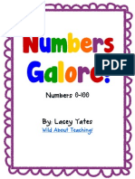 Numbers Galore