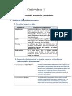MV-U2-Actividad 1. Biomoléculas y Carbohidratos